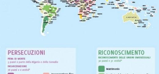 Mappa diritti LGBT